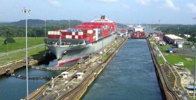 Visitando el Cnal de Panamá